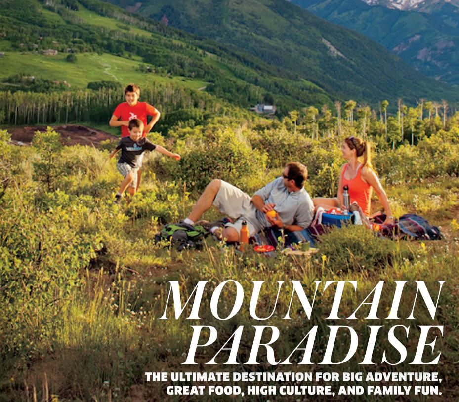 Aspen Vacation Planner