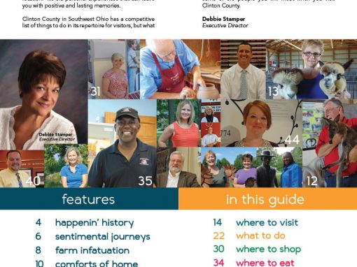 Clinton County 2015 Guide