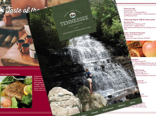 Southeast Tennessee Visitors Guide