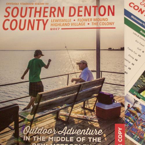 Southern Denton County, Texas