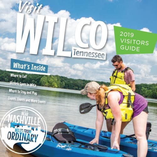 2019 Wilson CO, TN Visitors Guide