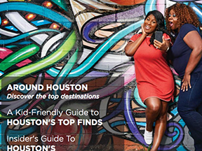 2020 Fall/Winter Houston Visitors Guide